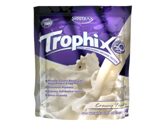 ТРОФИКС - ВАНИЛИЯ прах 2.28кг СИНТРАКС   TROPHIX - VANILLA pwd 2.28kg SYNTRAX