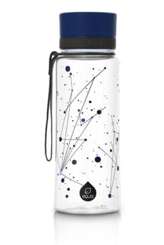 ЕКУА Бутилка без BPA ВСЕЛЕНА 600мл | EQUA Eco bottle BPA free UNIVERSE 600ml
