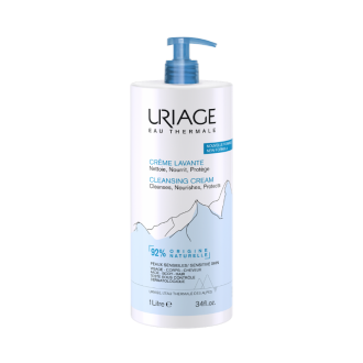 ЮРИАЖ Измиващ крем лавант 1л | URIAGE Cleansing crème lavante 1l