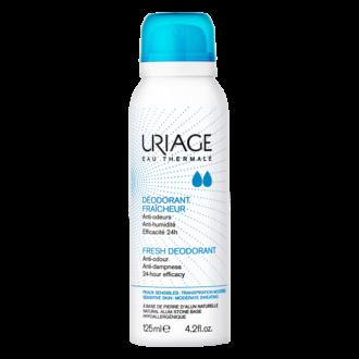 ЮРИАЖ Дезодорант аерозол 125 мл | URIAGE Fresh deodorant 125ml
