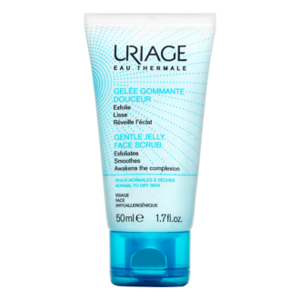 ЮРИАЖ Нежен ексфолиант за лице 50мл | URIAGE Gentle jelly face scrub 50ml