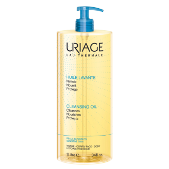 Измиващо гел-олио 1л ЮРИАЖ | Cleansing oil 1l URIAGE