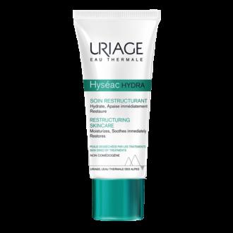 ЮРИАЖ ХИСЕАК ХИДРА Реструктуриращ крем 40мл | URIAGE HYSEAC HYDRA Resutructuring skin-care 40ml