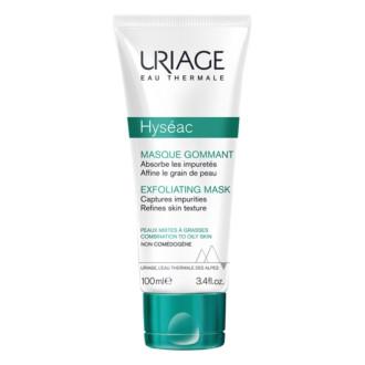 ЮРИАЖ ХИСЕАК Ексфолираща маска 100мл | URIAGE HYSEAC Exfoliating mask 100ml