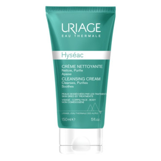 ЮРИАЖ ХИСЕАК Почистващ крем 150мл | URIAGE HYSEAC Cleansing cream 150ml