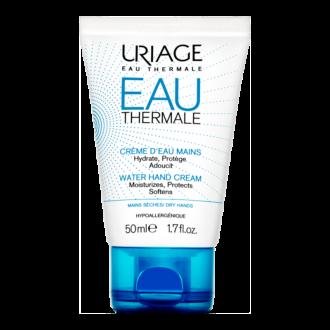ЮРИАЖ ЕУ ТЕРМАЛ Термален крем за ръце 50мл | URIAGE EAU THERMALE Water hand cream 50ml
