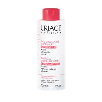 Термална мицерална вода без парфюм x 500мл ЮРИАЖ | Thermal Micellar water fragrance free x 500ml URIAGE