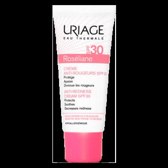 ЮРИАЖ РОЗЕЛИАН Крем за чувствителна кожа с SPF30 40мл | URIAGE ROSELIANE Anti-redness cream SPF30 40ml