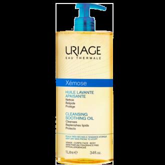 ЮРИАЖ КСЕМОЗ Почистващо гел-олио 1л | URIAGE XEMOSE Cleansing soothing oil 1l