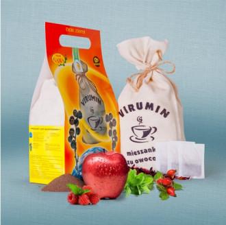 ВИРУМИН филтърни торбички 120бр x 2.5гр (300гр общо) ПВМ ГАМА | VIRUMIN filter bags 120s x 2.5g (300g total) PWM GAMA