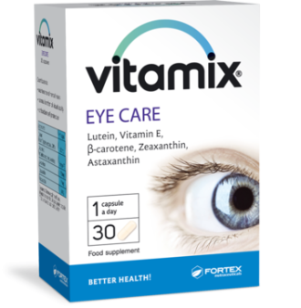 ВИТАМИКС ЗА ОЧИ 30 капсули ФОРТЕКС | VITAMIX EYE CARE 30 caps FORTEX