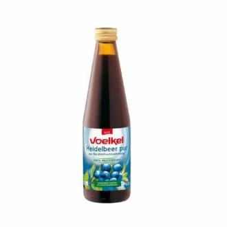 ВОЕЛКЕЛ БИО Сок от Сини боровинки 330мл | VOELKEL BIO Blue cranberries Juice 330ml