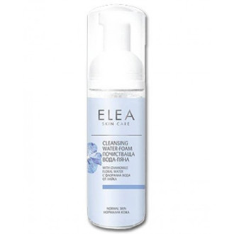ЕЛЕА Почистваща вода-пяна за лице Нормална кожа 165мл | ELEA Cleansing water-foam Normal skin 165ml