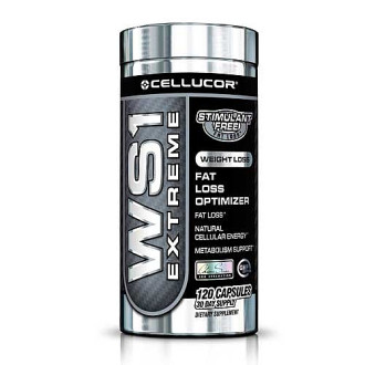 WS1 капсули 120 бр. ЦЕЛУКОР | WS1 caps 120s CELLUCOR