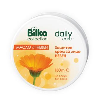 Защитен крем за лице Невен БИЛКА ДЕЙЛИ КЕЪР х 150мл | Protecting face cream Calendula BILKA DAILY CARE x 150ml