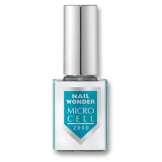 Топ лак НЕЙЛ УОНДЪР 12мл МИКРО СЕЛ | Top coat NAIL WONDER 12ml MICRO CELL