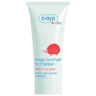 ЖАЯ БЕБЕ Магическа паста за зъби за деца 50мл | ZIAJA BABY Magic toothgel for children 50ml