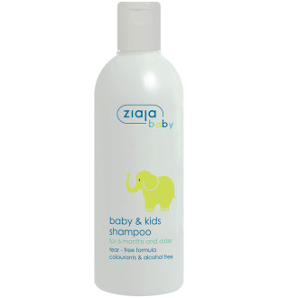 ЖАЯ Бебе шампоан за бебета и деца 270мл | ZIAJA Baby & kids shampoo 270ml