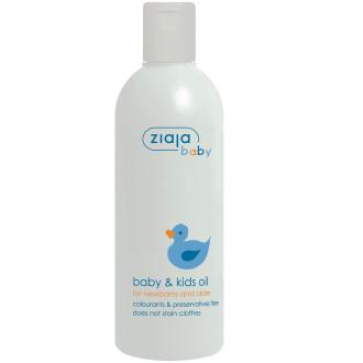 ЖАЯ Бебе олио за бебета и деца 270мл | ZIAJA Baby & kids oil 270ml