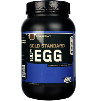 100% ЯЙЧЕН ПРОТЕИН – ШОКОЛАД прах 908г ОПТИМУМ НУТРИШЪН | 100% EGG PROTEIN – CHOCOLATE pwd 908g OPTIMUM NUTRITION