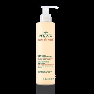 НУКС РЕВ ДЬО МИЕЛ Подхранващ крем за тяло 200мл | NUXE REVE DE MIEL Ultra comforting body cream 200ml