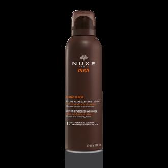 НУКС МЕН Гел за бръснене 150мл | NUXE MEN Anti-irritation shaving gel 150ml