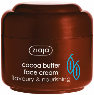 ЖАЯ Крем за лице с масло от какао 50мл | ZIAJA Cocoa butter face cream 50ml