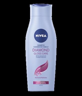НИВЕА ДАЙМЪНД ГЛОС Шампоан за диамантен блясък 400мл | NIVEA DIAMOND GLOSS Care shampoo 400ml