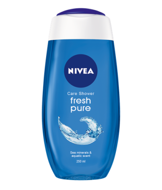 НИВЕА ФРЕШ ПЮР Душ гел 250мл | NIVEA FRESH PURE Shower gel 250ml