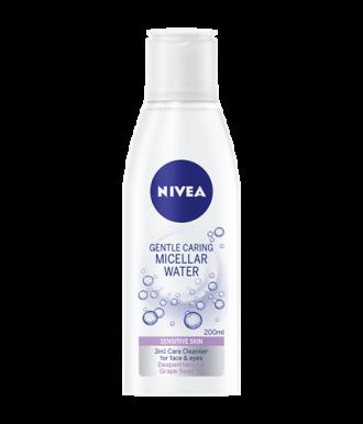 НИВЕА Мицеларна вода за чувствителна кожа 3 в 1 200мл | NIVEA Micellar water for sensitive skin 3 in 1 200ml