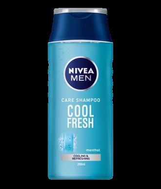 НИВЕА МЕН КУУЛ ФРЕШ Шампоан за мъже 250мл | NIVEA MEN COOL FRESH Care shampoo 250ml