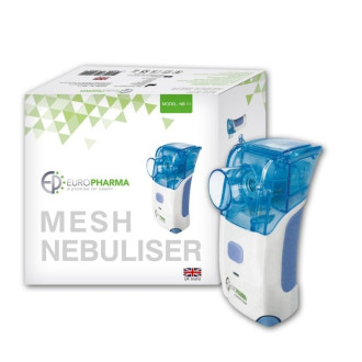 ЕВРОФАРМА Ултразвуков инхалатор Меш NB - 11 | EUROPHARMA Ultrasonic nebuliser Mesh NB - 11