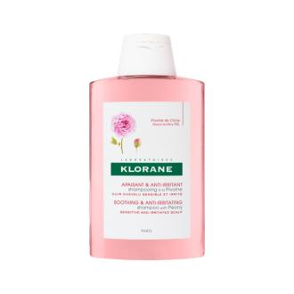 КЛОРАН Шампоан с екстракт от божур 200мл | KLORANE Soothing and anti-irritating shampoo with peony 200ml