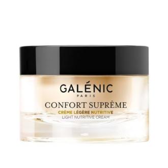 ГАЛЕНИК КОМФОРТ СЮПРИЙМ Лек подхранващ крем за лице 50мл | GALENIC CONFORT SUPREME Light nutritive cream 50ml