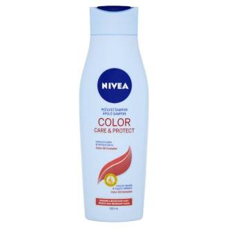 НИВЕА КОЛОР КЕЪР & ПРОТЕКТ Шампоан за боядисана коса 250мл | NIVEA COLOR CARE & PROTECT Care shampoo 250ml