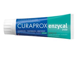 КУРАПРОКС Паста за зъби ЕНЗУКАЛ 1450 75мл | CURAPROX Toothpaste ENZYCAL 1450 75ml
