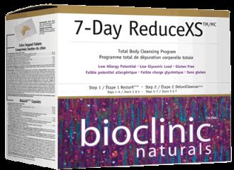 7-ДНЕВНА ДЕТОКС ПРОГРАМА комплект 1бр. БИОКЛИНИК НАТУРАЛС | 7-DAY REDUCEXS CLEANSIN PROGRAM kit 1s BIOCLINIC NATURALS