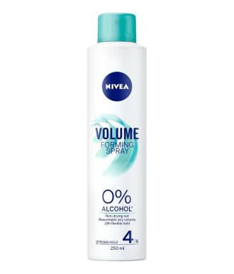 НИВЕА Оформящ спрей за коса за обем, силна фиксация - 4/6 250мл | NIVEA Volume forming spray, strong hold - 4/6 250ml