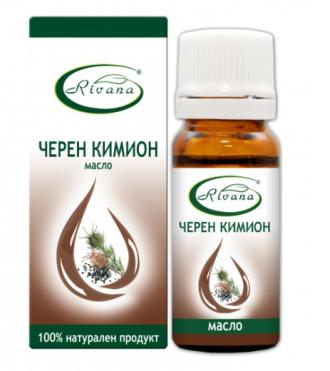 РИВАНА Масло от ЧЕРЕН КИМИОН 10мл | RIVANA BLACK CUMIN Oil 10ml