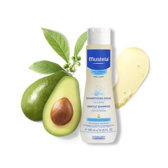 МУСТЕЛА Нежен шампоан за бебета и деца 200мл | MUSTELA Gentle shampoo 200ml