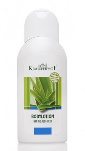 АСАМ КРОЙТЕРХОФ Стягащ лосион за тяло с био-алое вера 250мл | ASAM KRAUTERHOF Body lotion with bio aloe vera 250ml
