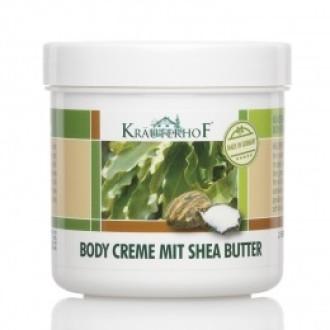АСАМ КРОЙТЕРХОФ Крем за тяло с масло от ший 250мл | ASAM KRAUTERHOF Body creme mit shea butter 250ml