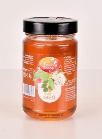 Букет пчелен мед 400гр СЪНИ ХЪНИ | Bouquet Bee Honey 400g SUNNY HONEY
