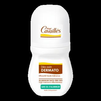РОЖЕ КАВАЙЕ Дерматологичен дезодорант рол-он без алуминиеви соли  50мл | ROGE CAVAILLES Aluminium salt-free roll-on deodorant 50ml