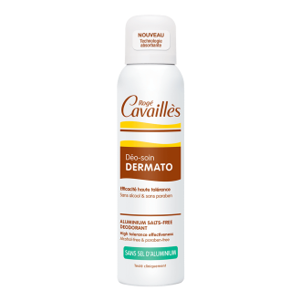 РОЖЕ КАВАЙЕ Дерматологичен дезодорант спрей без алуминиеви соли 150мл | ROGE CAVAILLES Aluminium salt-free spray deodorant 150ml