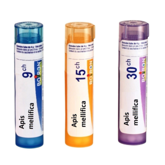 АПИС МЕЛИФИКА 9CH, 15CH, 30CH гранули 4гр. БОАРОН | APIS MELLIFICA 9CH, 15CH, 30CH pillules 4g BOIRON