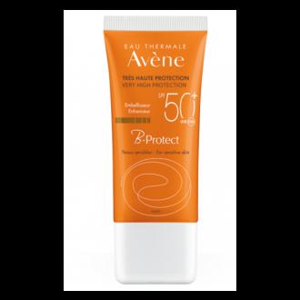 АВЕН СЪН Б-Протект слънцезащитен крем SPF50+ 30мл   AVENE SUN B-Protect Very high protection cream SPF50+ 30ml