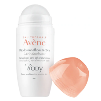 АВЕН БОДИ Дезодорант рол-он 24ч ефикасност 50мл | AVENE BODY Deodorant rol-on 24hr eficacite 50ml