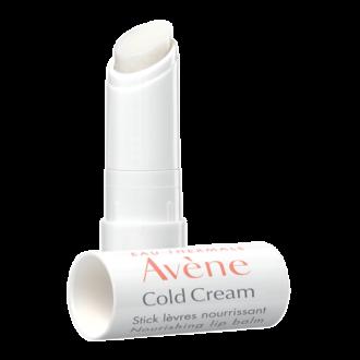 АВЕН КОЛД КРЕМ Подхранващ стик за устни 4гр | AVENE COLD CREAM Nourishing lip stick 4g