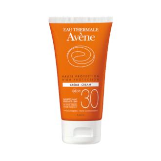 АВЕН СЪН Слънцезащитен крем SPF30 50мл | AVENE SUN High protection cream SPF30 50ml